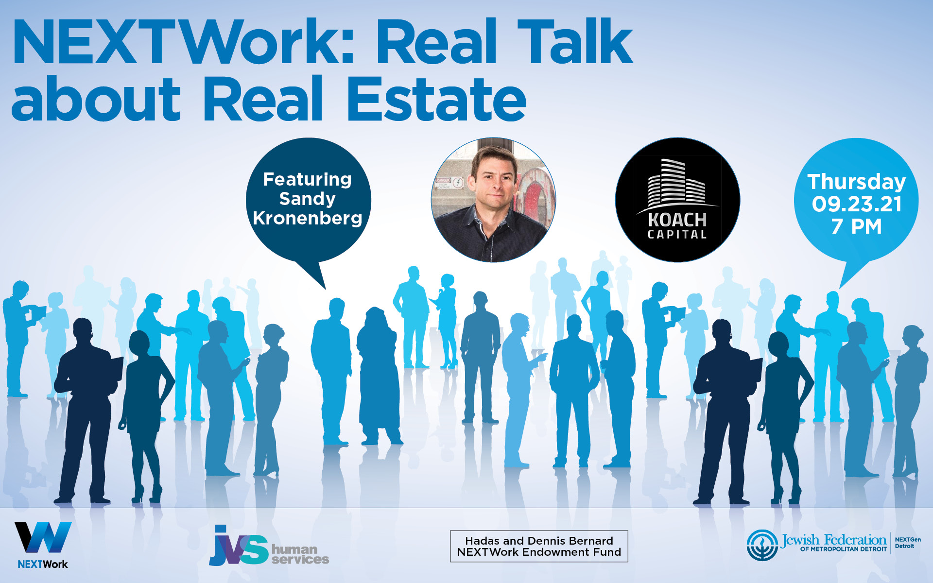 NEXTWork: Real Talk about Real Estate