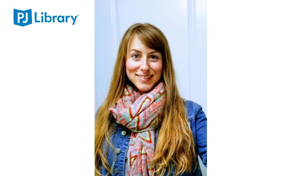 PJ Library Playdate with Julie Rosenbaum 5/20