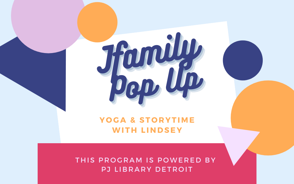 Yoga & Storytime with Lindsey Ages 6 and Under