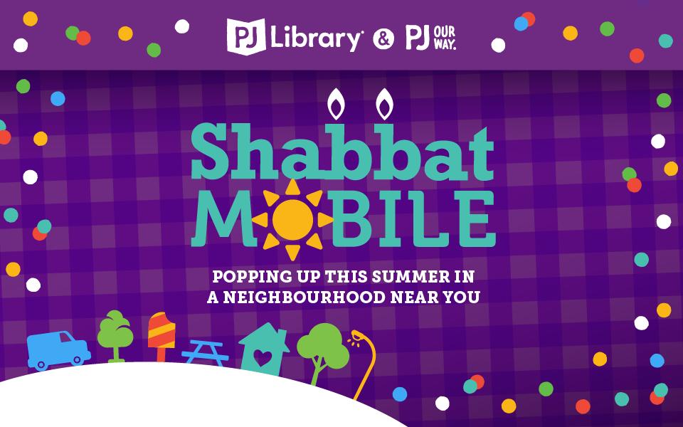 PJ Library Shabbat Mobile