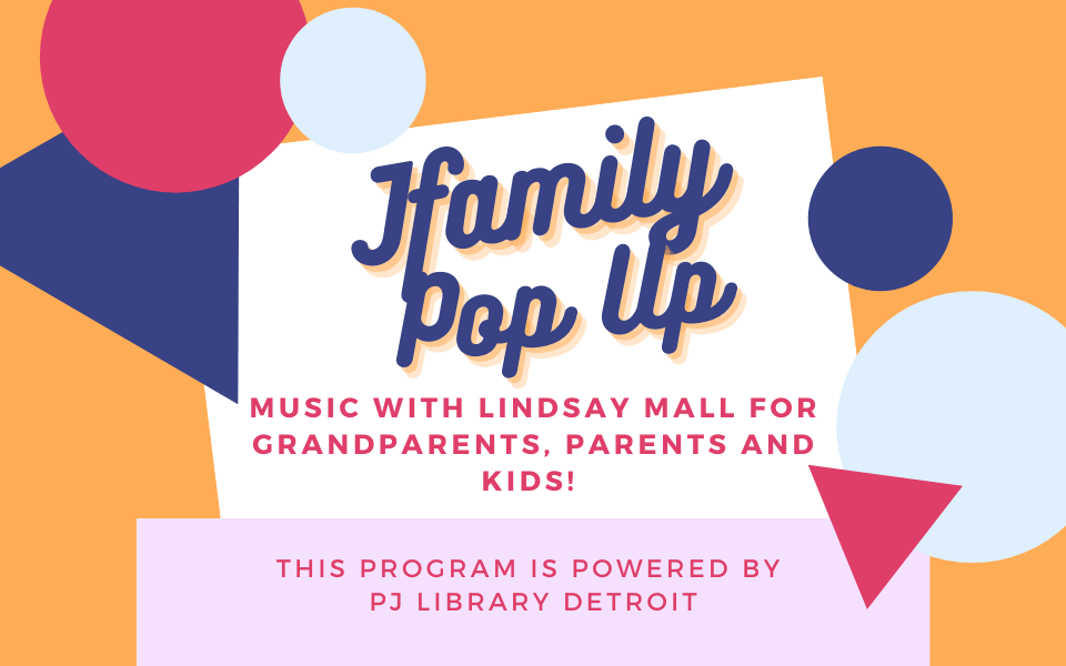 Music with Lindsay Mall for Grandparents, Parents and Kids!