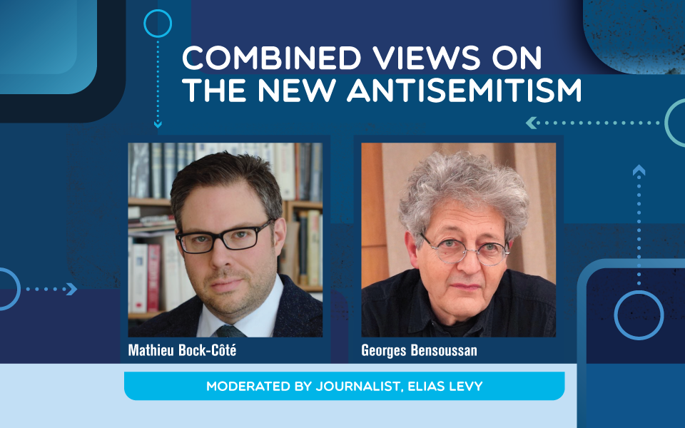 Combined Views on the New Antisemitism