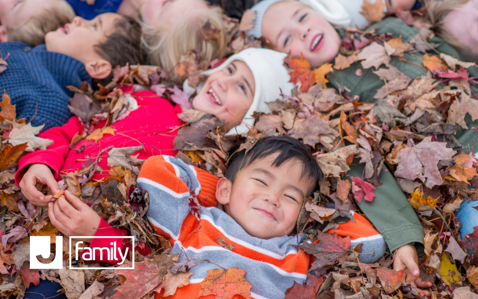 Jfamily Pop Up: Fall Craft and Story in the Park