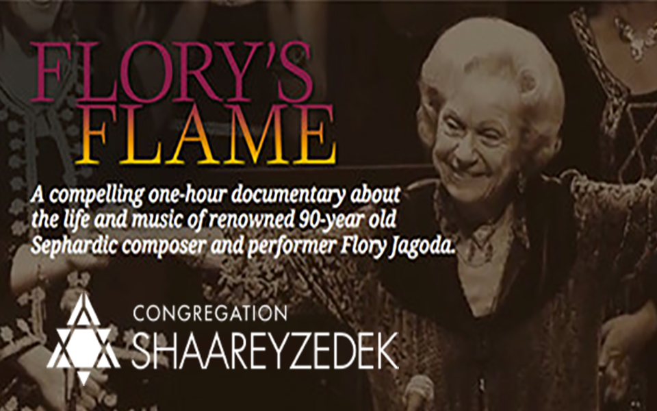 Online Movie Watch Party: Flory's Flame