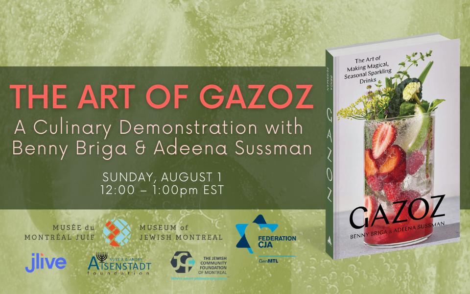 The Art of Gazoz: A Culinary Demonstration